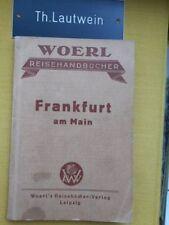 Deutsche antiquarische Bücher mit Orts- & Landeskunde Minibücher