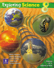 Exploring Science QCA Pupils Book Year 8 Second Edition Paper by Steve Gray,...