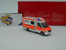 """Herpa 093675 - Mercedes-Benz Sprinter 2013 """" Rettungsdienst Dülmen """" 1:87 NEU !!"""