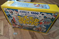 Amiga 1200 Desktop Dynamite Packaging Only Box & inserts + Manuals no computer