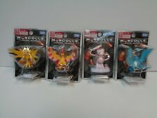 Pokemon MONCOLLE FIGURE LOT OF 4 LEGENDARY - Takara Tomy - MIB Japanese Import