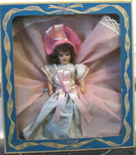 Vintage DUCHESS Dolls  CHARM GIRL Hard Plastic Lady Hippopotamus Bracelet MIB