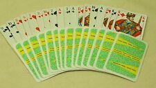 bello vecchio Skat, Gioco di carte, VEB completare con scatola originale