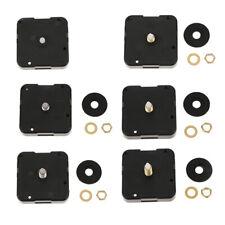Quartz Clock Movement Mechanism Module Tool 2pcs AA 1.5V Batteries Powered