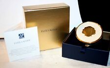 ESTEE LAUDER LIMITED EDITION GOLDEN SHELL SHIMMER POWDER COLLECTORS COMPACT RARE
