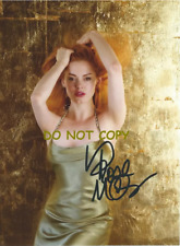 CHARMED - HAND SIGNED ROSE MCGOWAN -  WITH COA - ORIGINAL AUTOGRAPHED PHOTO