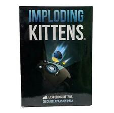 Imploding Kittens First Expansion of Exploding Kittens Card Game 04