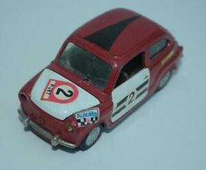 TTA - AUTO PILEN 1:43 - SEAT 600 RALLY CAR