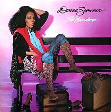 Donna Summer LP The Wanderer - Germany (EX/EX)