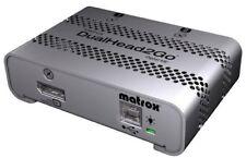 Matrox D2G-DP2D-MIF DualHead2Go Digital Me Multi-Monitor Upgrade 3840 x 1200 DVI