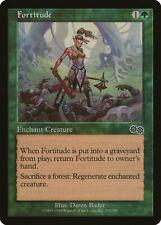 Magic MTG Tradingcard Urza's Saga 1998 Fortitude 253/350