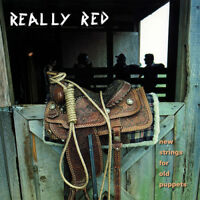 """Really Red : New Strings for Old Puppets VINYL 12"""" Album (2015) ***NEW***"""