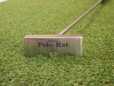 """Pole-Kat Putter 33"""" WinnPro 1.18 Grip 3* Loft  Ships for $12.00 18621 ACD"""