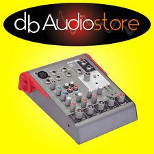 Proel Mi5 Mixer 5 Canali 1 Un Canale Microfonico con Effetti Karaoke Voce Canto