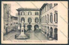 Prato Città PIEGHINE cartolina ZB4650