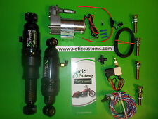 "The ORIGINAL 5"" air suspension kit, harley davidson air ride trike"