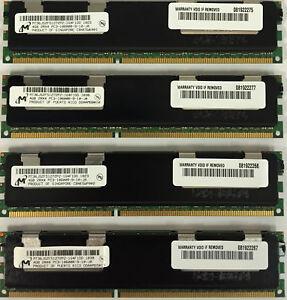 16GB KIT (4 X 4GB) MEMORY FOR  IBM System x3100 M4 2582