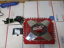 LEGACY RED SERIES 2 HIGH POWER MOSFET AMPLIFIER LA470 300 W X 2CH & BASS BOOST