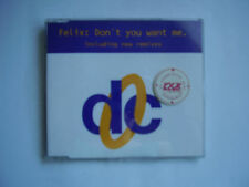 CD Musik Deconstruction Felix: Don't you want me Maxi Single BMG 1992