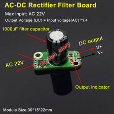 Mini AC-DC Converter Module AC22V 1A Rectifier Filter Voltage Power Supply Board