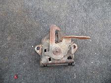 mazda 323f 1995-1998 bonnet hood latch lock catch mechanism