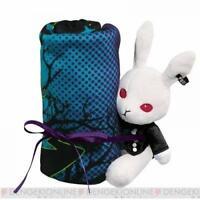 Black Butler Kuroshitsuji Sebastian Bitter rabbit Plush & Blanket set I980