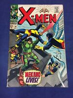X-MEN#36 MEKANO   Silver Age - Marvel #