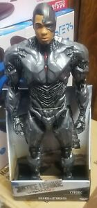 RARE Cyborg DC Justice League 20 Inch Jakks Big-Figs Action Figure NEW SEALED