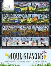 Anita Goodesign Embroidery Machine Design CD FOUR SEASONS SPECIAL EDITION