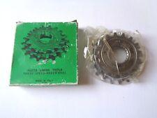 *Rare NOS Vintage 1980s REGINA SPORT 16-20 cogs 3 Speed ISO freewheel cassette*