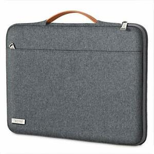 TECOOL Laptop Case Sleeve Carry Bag for MacBook Air/Pro 13 Inch, 13.5 Surface