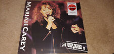 Mariah Carey MTV Unplugged Target Exclusive Marbled Red Colored Vinyl LP