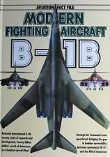 B-1B MODERN FIGHTING AIRCRAFT (Lancer/Rockwell/USAirForce/StrategicAirCommand)