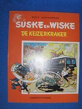 Speciale Suske en Wiske De keizerkraker  1982 !!