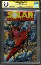 * SOLAR Man of the ATOM #3 CGC 9.8 SS Shooter Layton 1st Harada! (1600107021) *