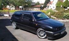 VW Golf 3 VR6 Käfig Zelle Schroth Sparco H&R