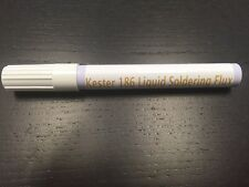 Kester186 Solar Flux Pen for Solar Panel Solar Cell NEW