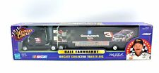 Winner's Circle #3 Earnhardt Sr Goodwrench Plus Diecast Trailer Rig 1:64 2000