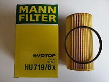 Filtro OLIO evotop 06d115562 MANN HUMMEL hu719/6x