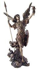 14.5 Inch Archangel Uriel Statue Figurine Figure Religious San Saint Angel Santo