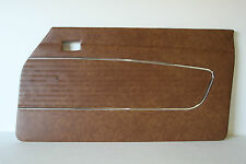 FORD CAPRI 2 DOOR COUPE REPRODUCTION DOOR TRIMS, INTERIORS