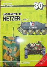 Jagdpanzer 38 HETZER vol. 1 -AJ-Press, English Excellent monograph !!!