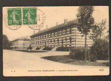 PARIS XX° / FONDATION DEBROUSSE , LOGEMENT du PERSONNEL en 1914