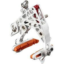 KCNC CB4 Road Bike Bicycle Cycling Brake-Hill Calipers Front & Rear Set - Silver