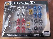 Mega Bloks HALO #DPW95 Arena Champions Battle Pack 382 pcs NEW