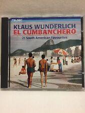 Klaus Wunderlich El Cumbanchero 21 South American Favourites
