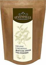 A Organic Raw Japanese Ceremonial Matcha Green Tea Powder 50g