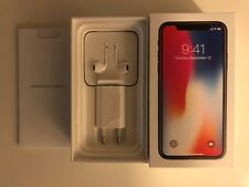 *****APPLE IPHONE X - 64 Go - Gris Sidéral NEUF !!!*****