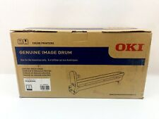 New Genuine OKI Okidata C830 MC860 Black Drum Cartridge OEM 44064016 Type C14