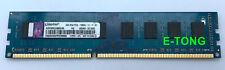 Kingston 4GB x1 DDR3-1600 1.35V 2RX8 ACR16D3LU1NGG/4G DIMM Desktop RAM 240pin